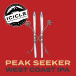 Peak Seeker West Coast IPA: Paradise Edition 32oz Crowler